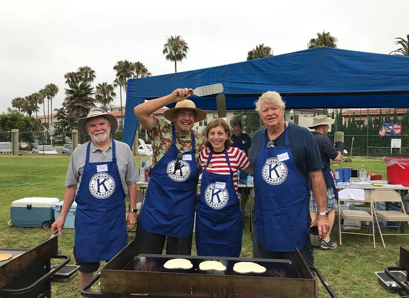 La Jolla Kiwanis Pancake Breakfast