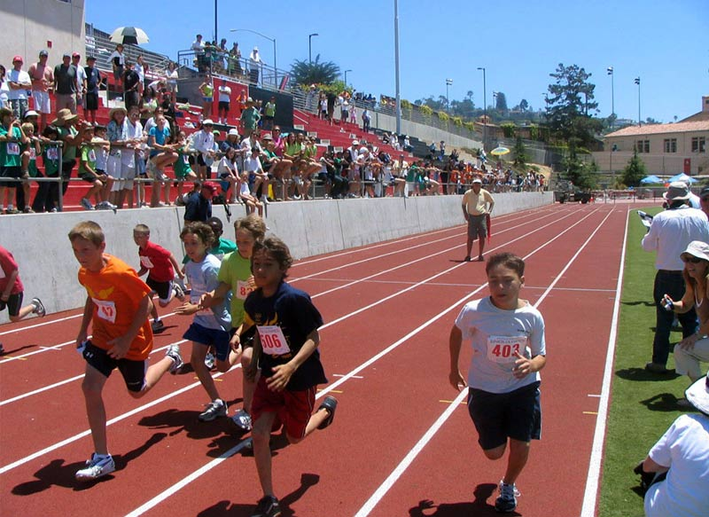 La Jolla Junior Olympics