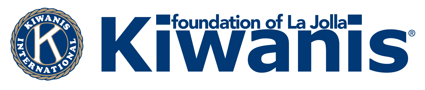 Kiwanis Foundation of La Jolla Logo