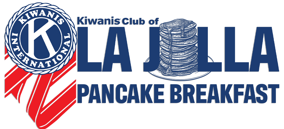 La Jolla Kiwanis Pancake Breakfast Logo