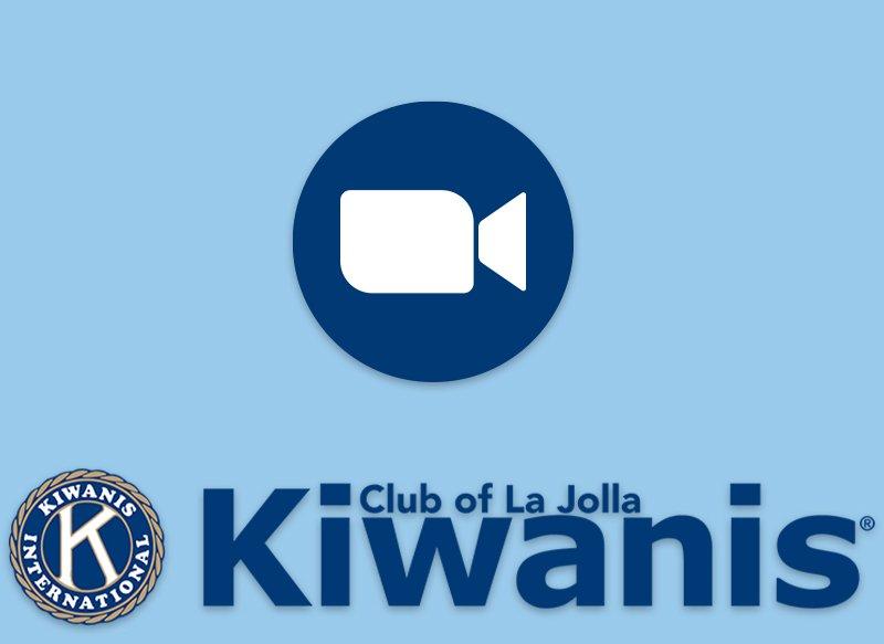 Kiwanis Club Weekly Club Meetings Logo